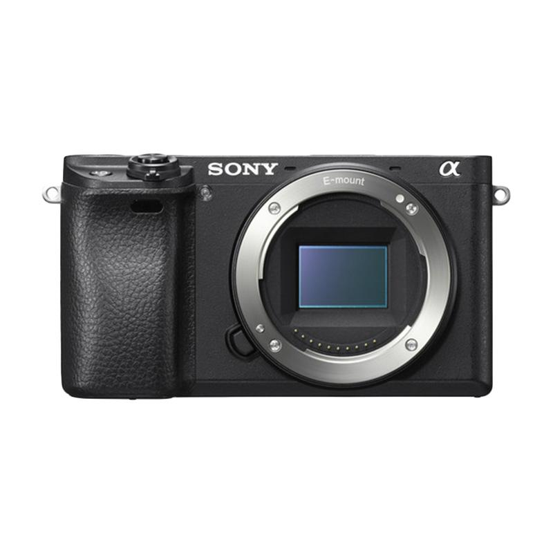 Sony Alpha A6300 Kamera Mirrorless [Body Only]