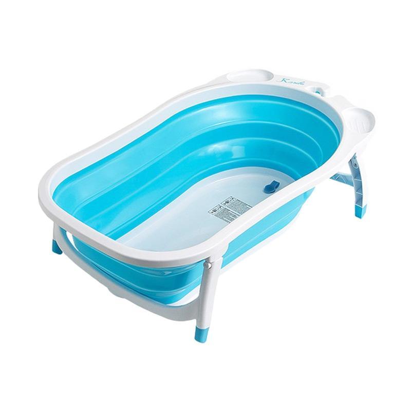 Karibu Folding Bath - Blue