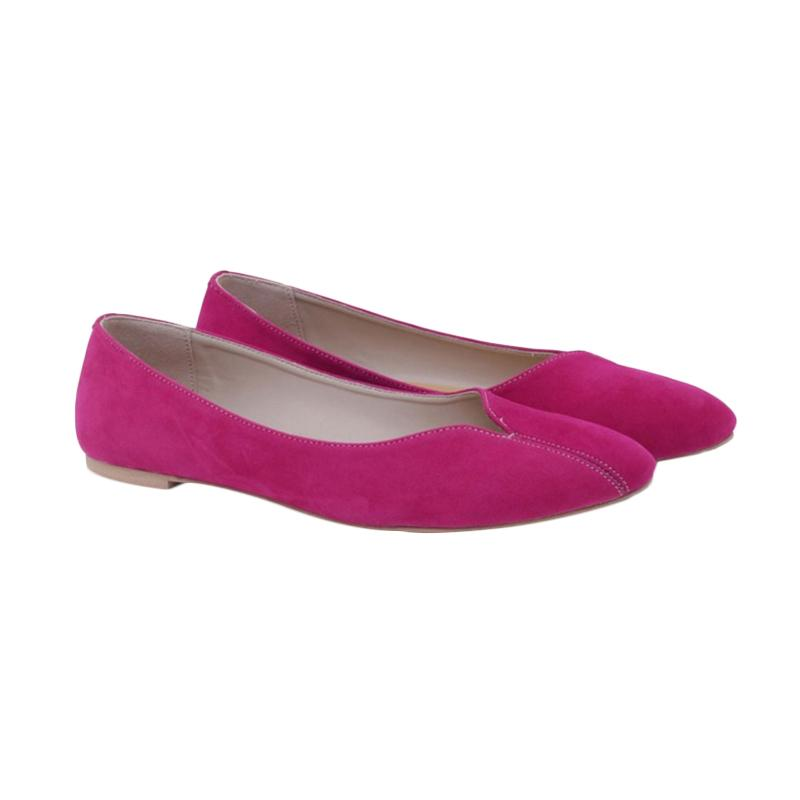 harga Gareu Flat Shoes 204- Pink Blibli.com