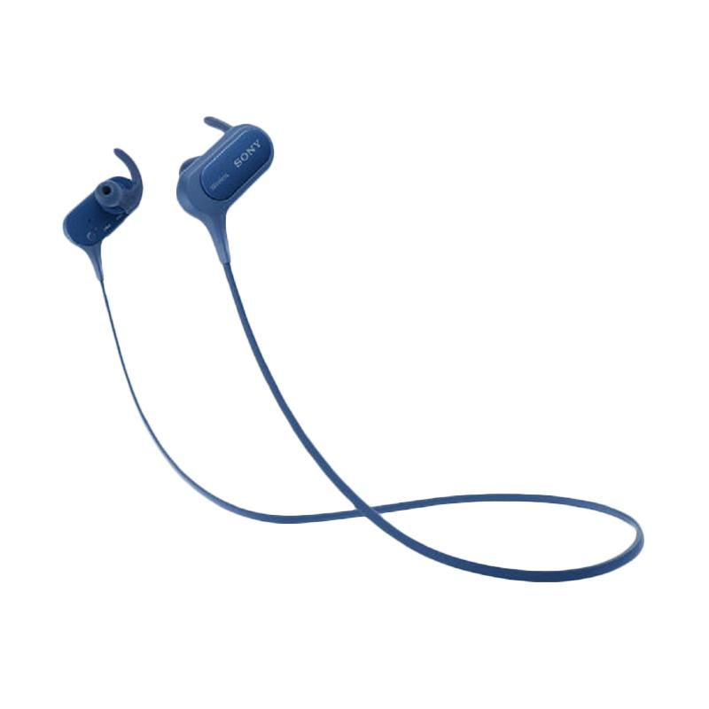 Sony XB 50 BS Headset - Blue
