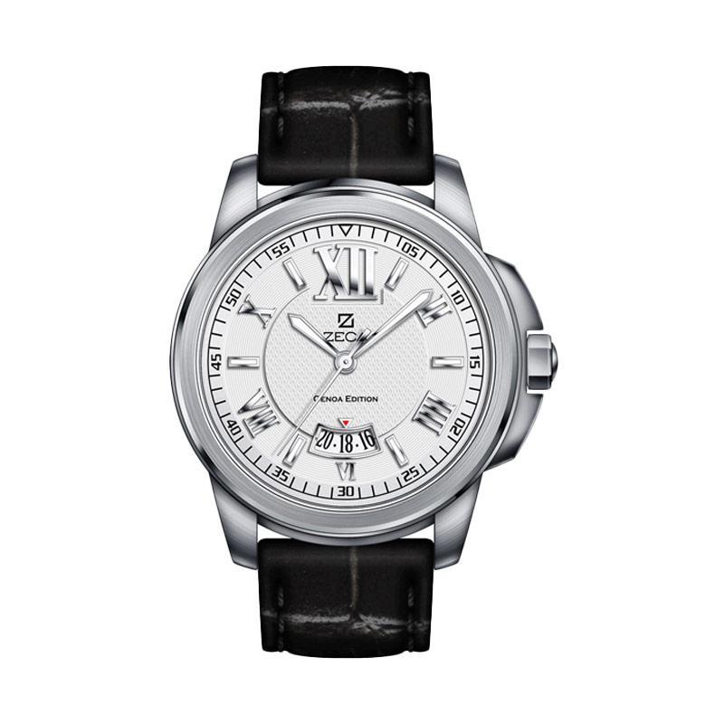 Zeca 261M.LBL.DS1 Jam Tangan Pria - Silver