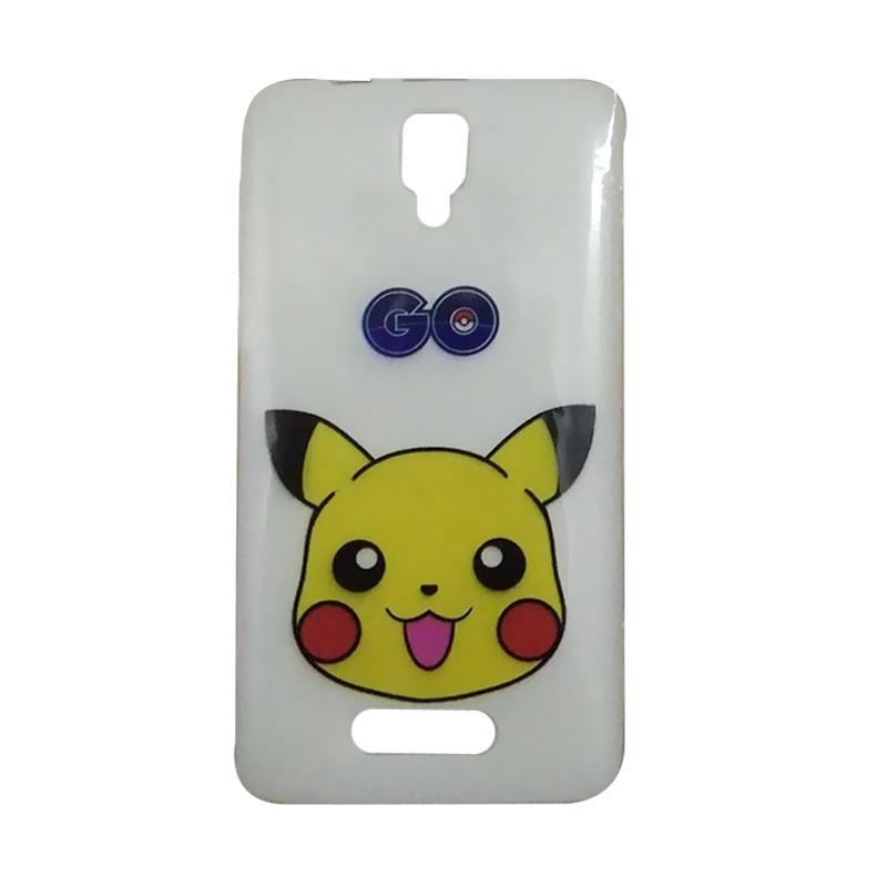 TPU Case Pokemon 002 - Lenovo A1000