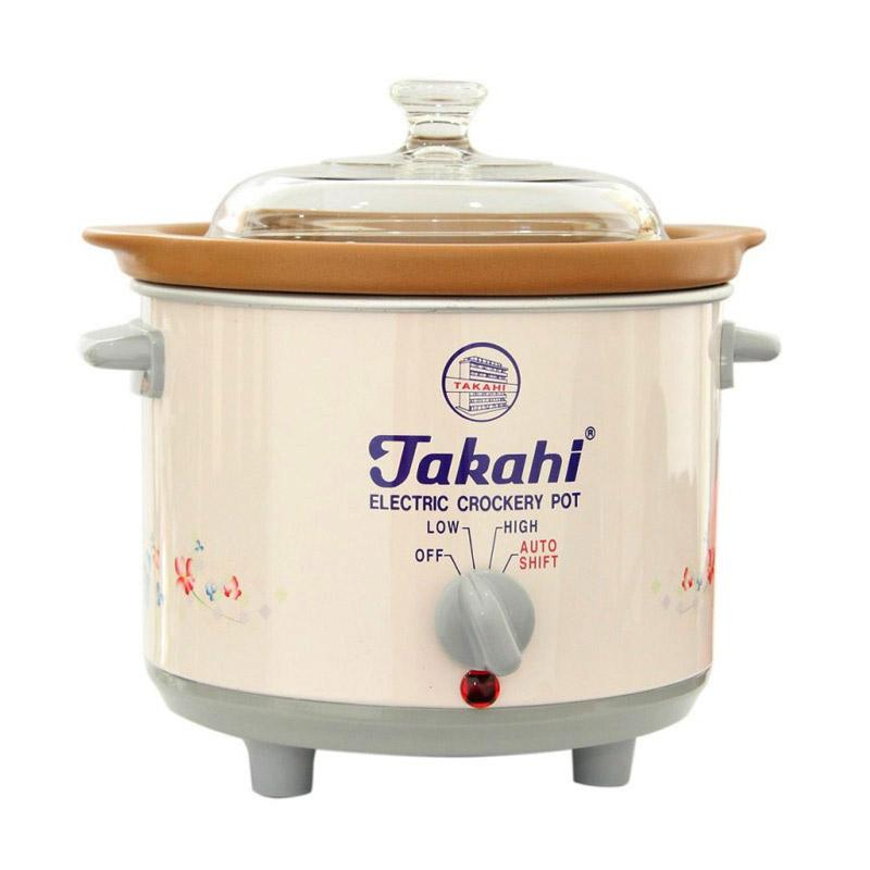 Takahi Slow Cooker - Red [1.2 L]