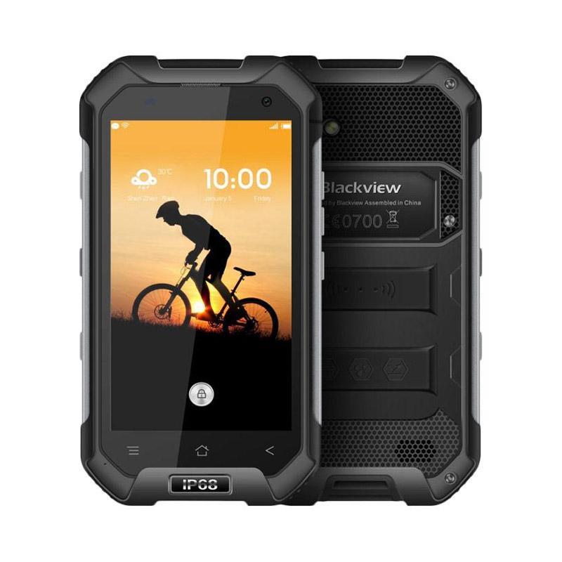 Blackview BV6000 Smartphone - Black [32 GB/3 GB/4G]