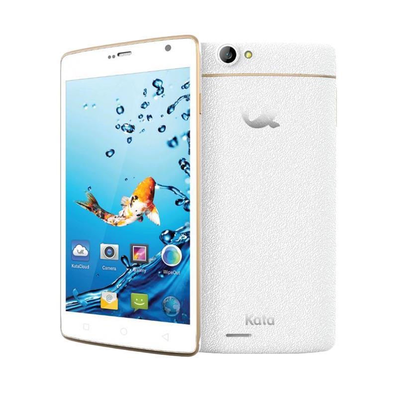 Kata C1 Smartphone - White [8GB/ 1GB]
