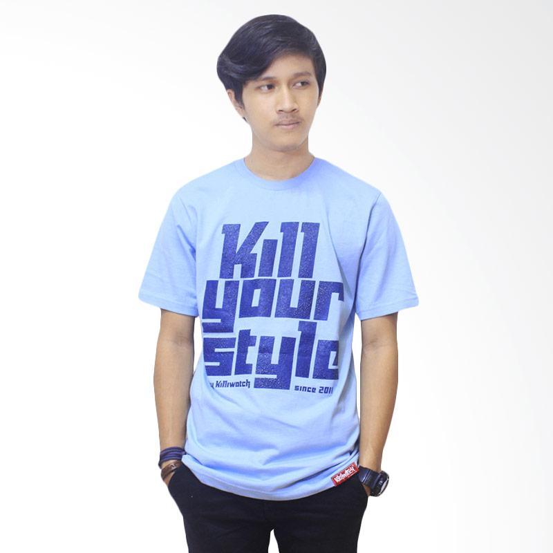 Killiwatch Kill Your Style T-Shirt - Blue Sky