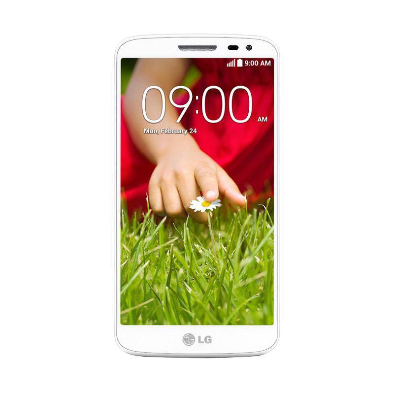 LG G2 Mini D618 Smartphone - White [8GB/ 1GB]
