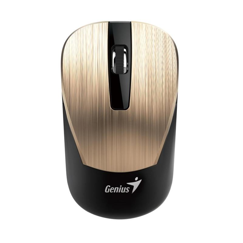 Genius NX7015 Mouse - Gold