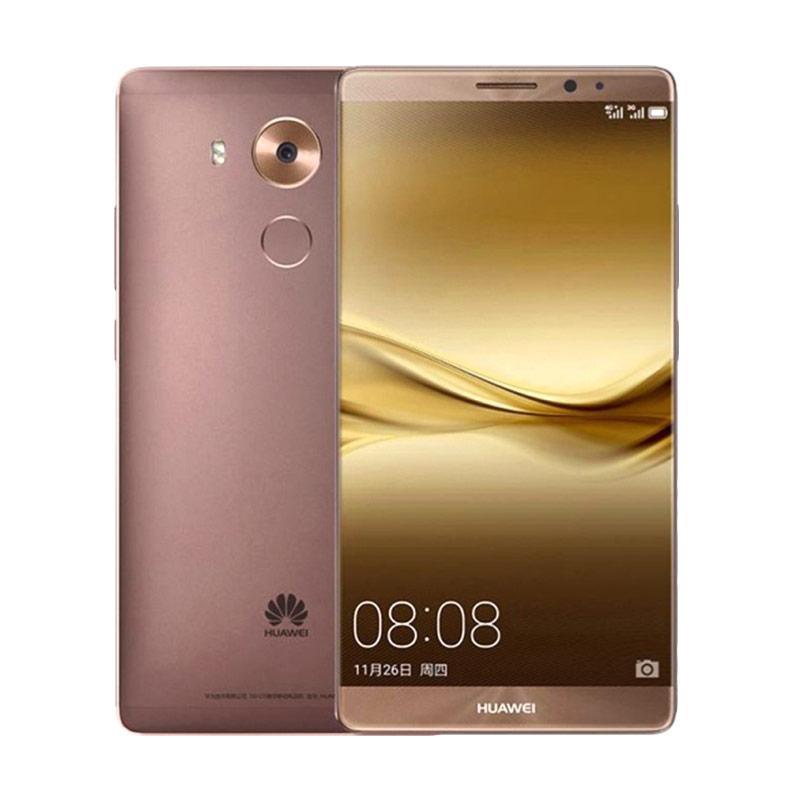 harga Huawei Mate 8 Tablet - Mochagold [64GB/4 GB] Blibli.com