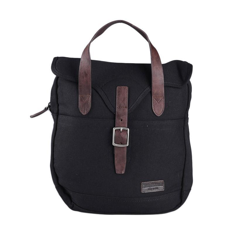 Famo Bag 502111618 Tas Selempang - Black
