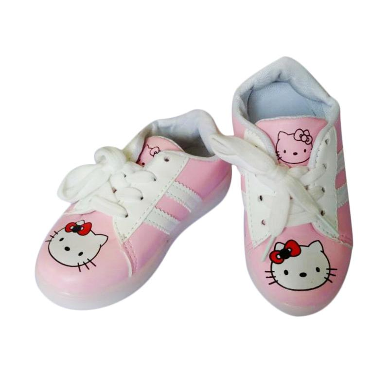 harga GBS LED Hello Kitty Sepatu Anak Blibli.com