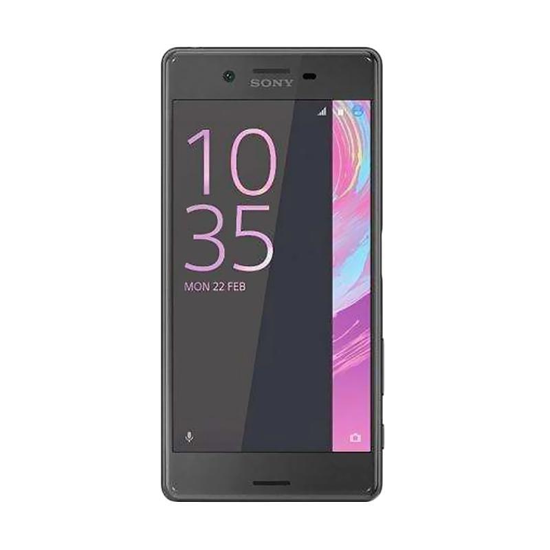 SONY Xperia XA F3116 Smartphone - Black [Dual Sim]