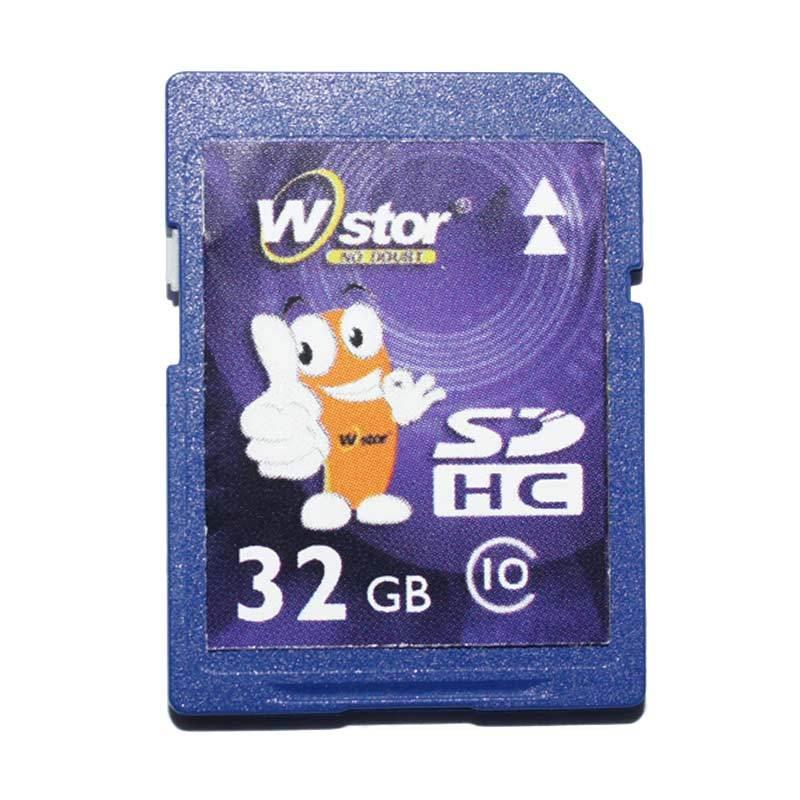 W-Stor Class 10 SD card 32GB