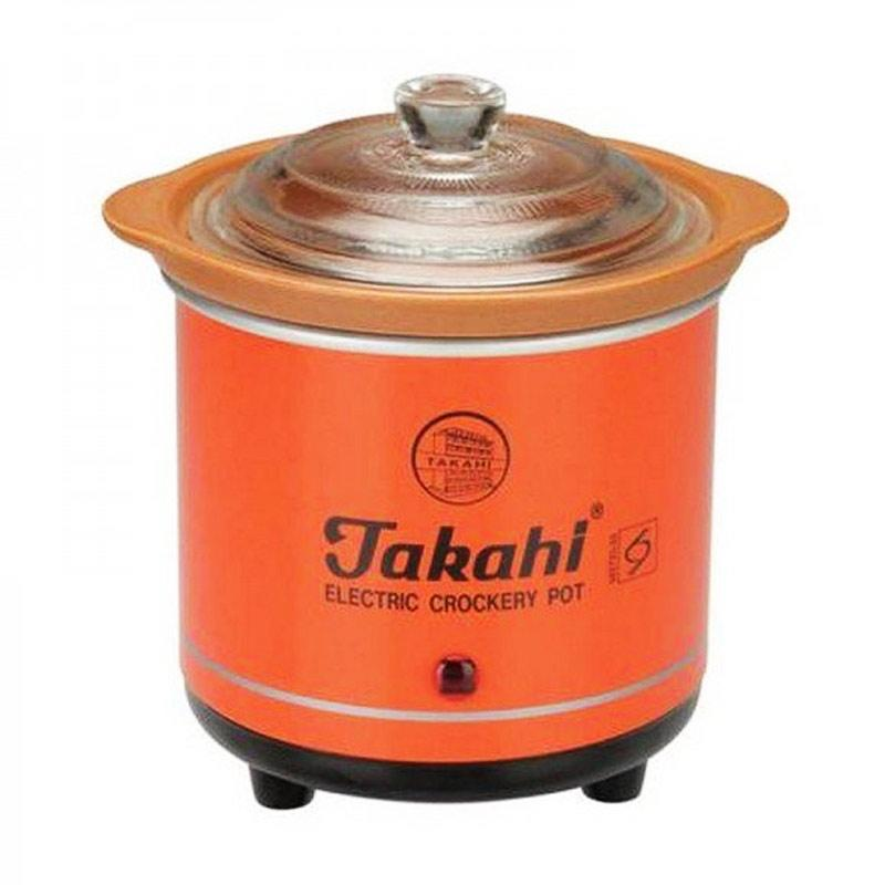 Takahi Slow Cooker - Red [0.7 L]