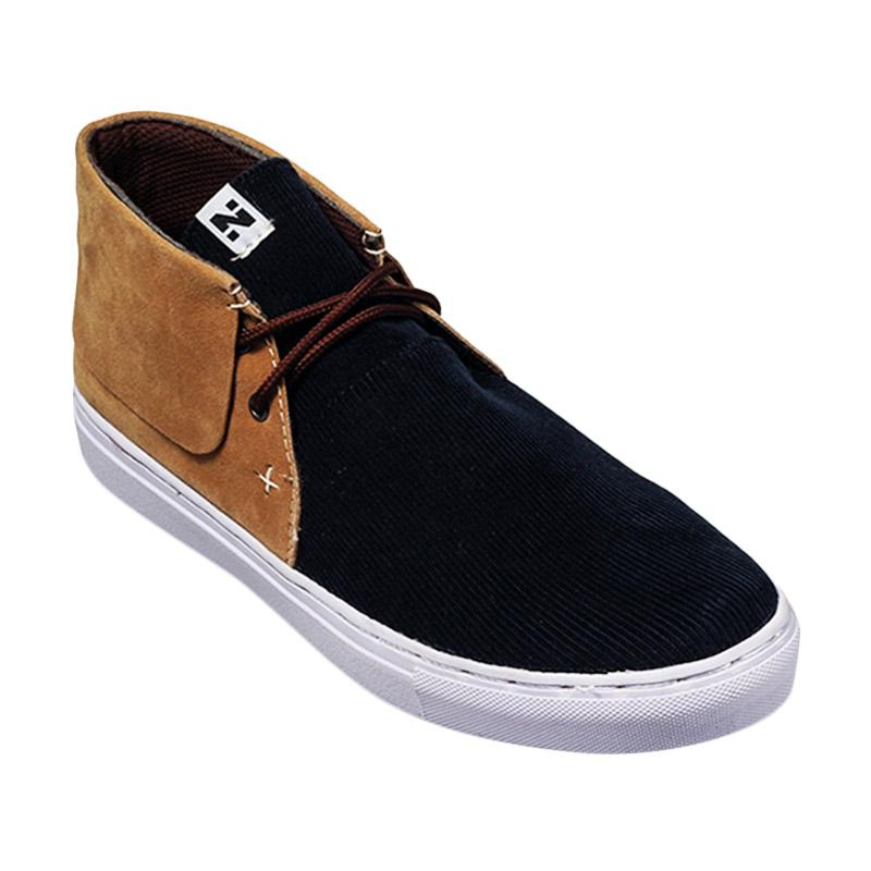 Navara Nick Casual Boots - Black
