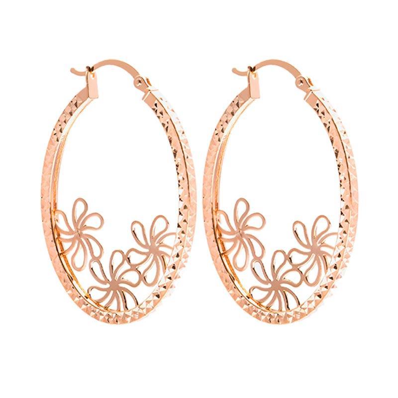 Gold Earring - Anting Emas Kadar 37,5-WHIZLIZ