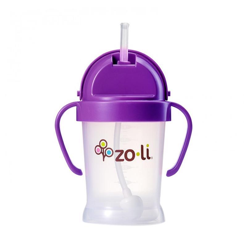 Zoli Bot XL Tempat Minum Anak - Purple [9 oz]