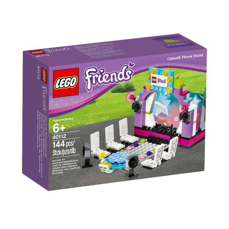 harga LEGO 40112 Friends Model Catwalk Mainan Block   Puzzle Blibli.com 19b35d7365
