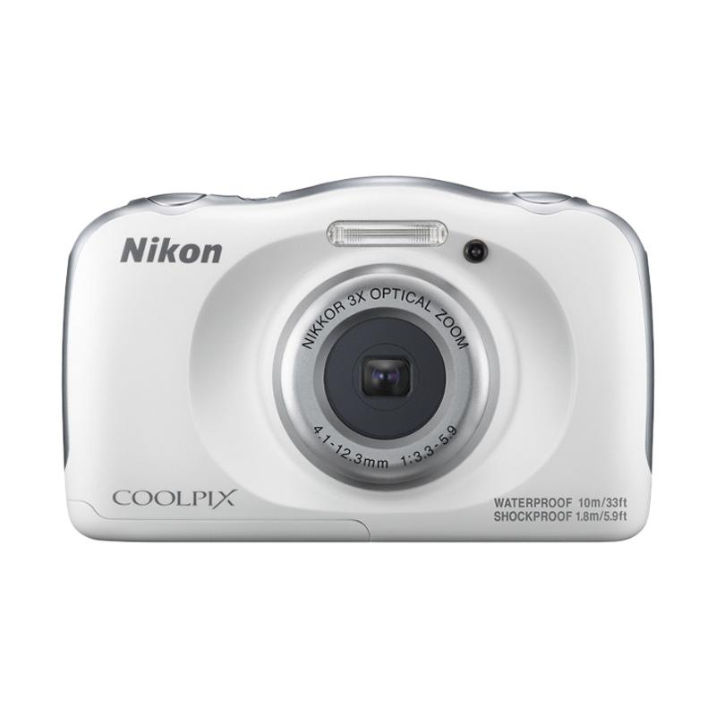 Nikon Coolpix W 100 - White