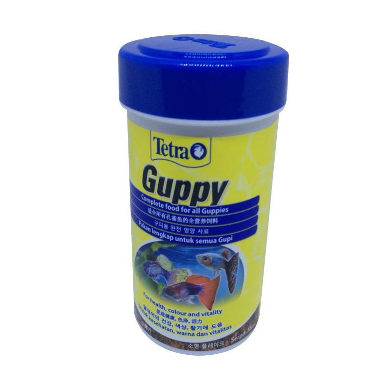 Tetra Guppy Pakan Ikan [30 g]