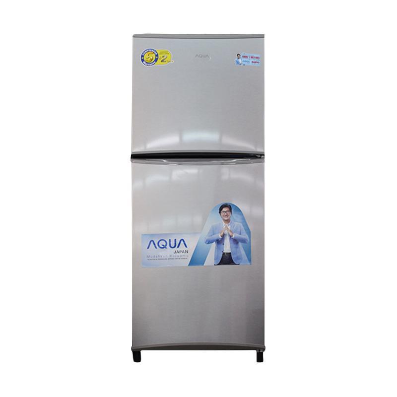 Aqua AQRD240 Kulkas 2 Pintu [169 L]