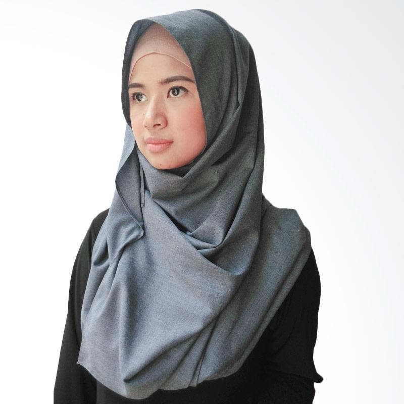 LeeCuini Nova Hijab - Blue Jeans