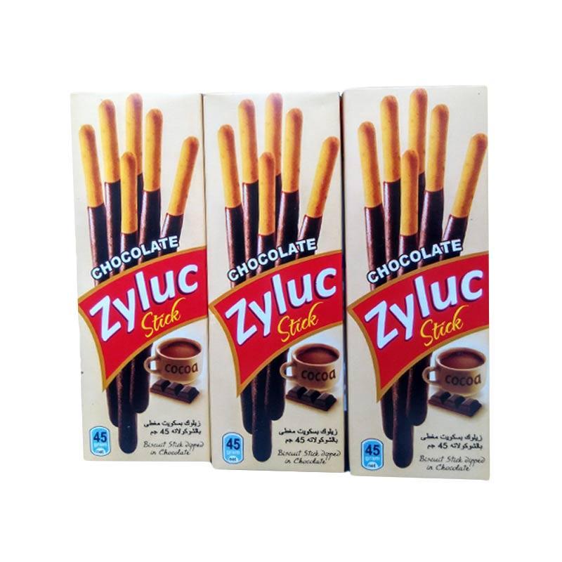Zyluc Stick Chocolate [3 pcs]