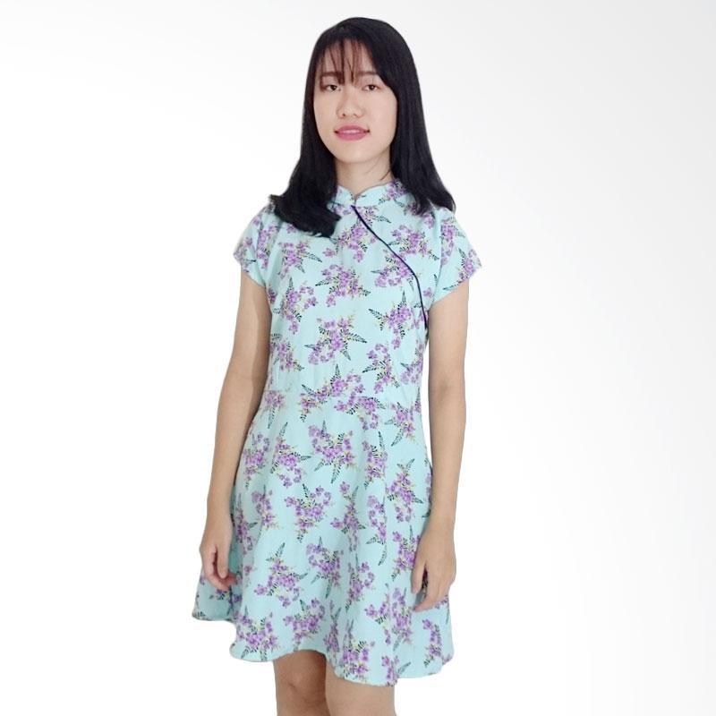KULO Daffodil Qipao Dress