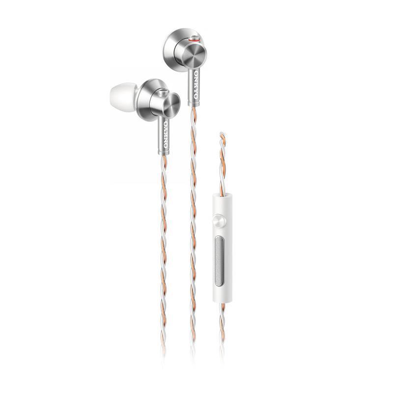 harga Onkyo E700M Headset - White Blibli.com