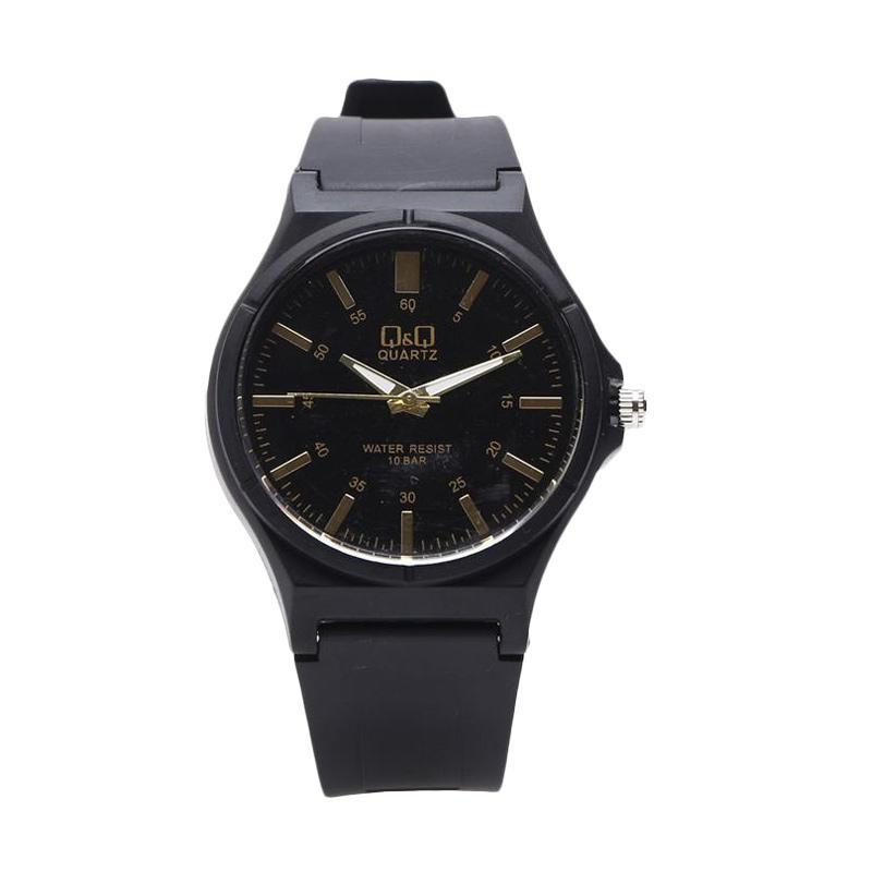 Q&Q VQ60J016G Jam Tangan Pria - Black
