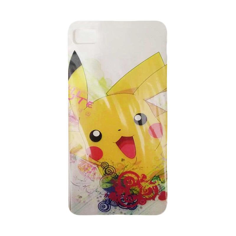 FDT TPU Pokemon 003 Casing for Xiaomi Mi 3