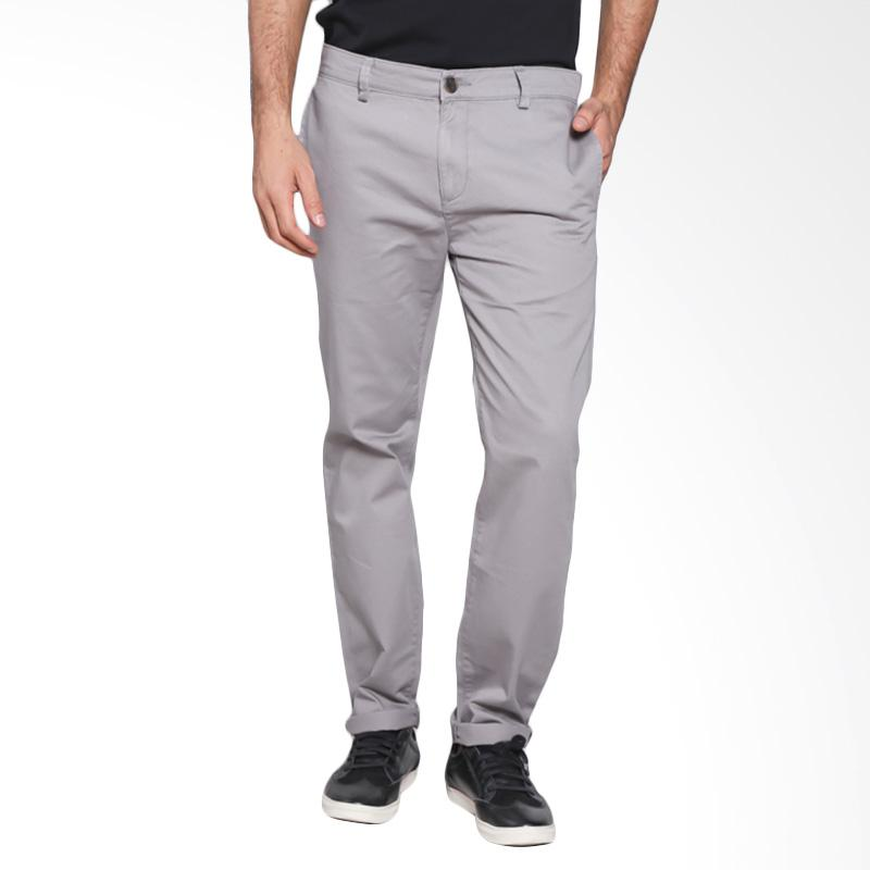Famo  Daily Fit Pants 502041713 - Grey