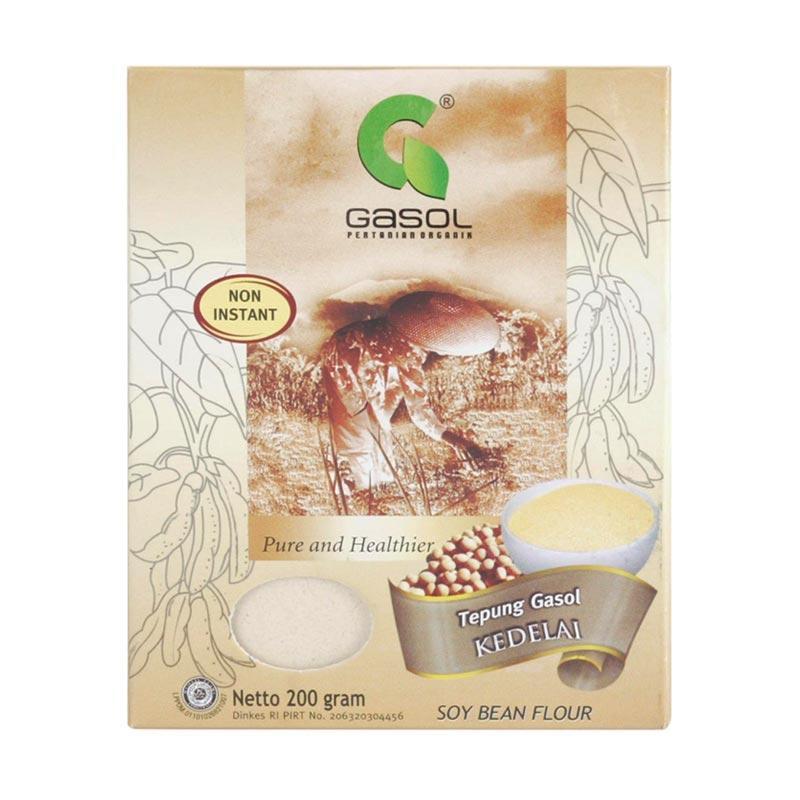 harga Gasol Tepung Kacang Kedelai Makanan Bayi Blibli.com