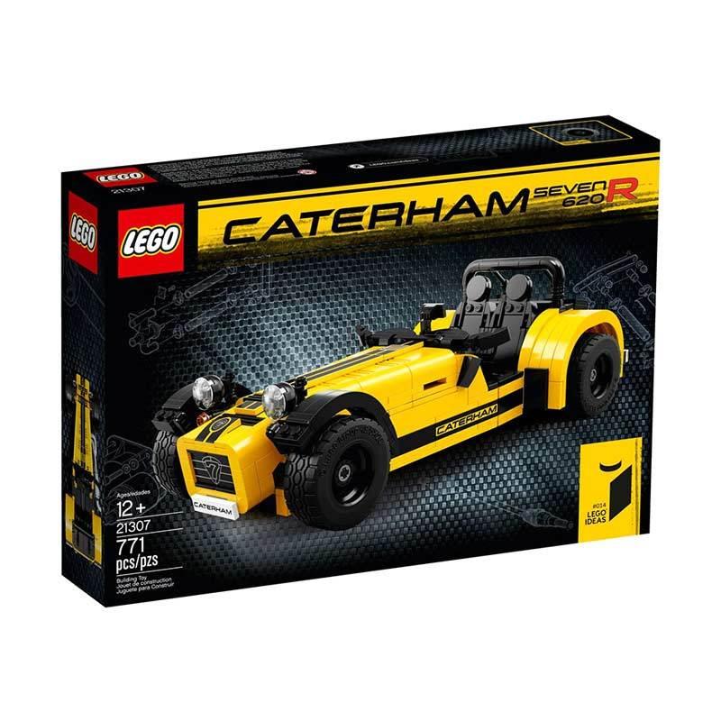 LEGO Ideas 21307 Caterham Seven 620R Mainan Anak