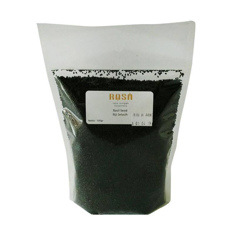 RASA Basil Seed Biji Selasih [500 g]