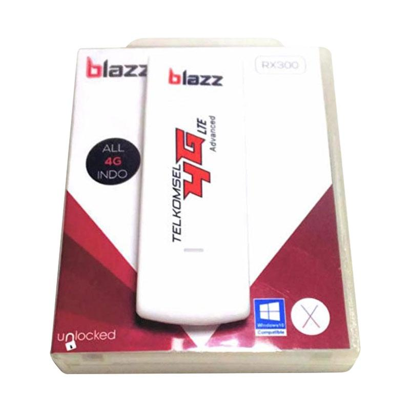BLAZZ RX300 USB Modem [4G LTE]