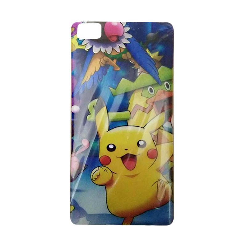 FDT TPU Pokemon 007 Casing for Xiaomi Mi 3