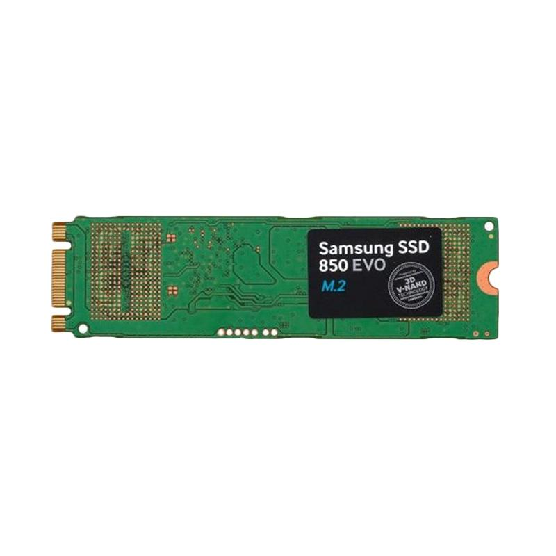 harga Samsung M2-SATA EVO850 SSD [500 GB] Blibli.com