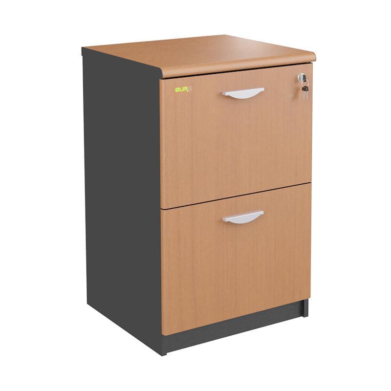 Euro DFC 4802 Filing Cabinet [2 Laci]
