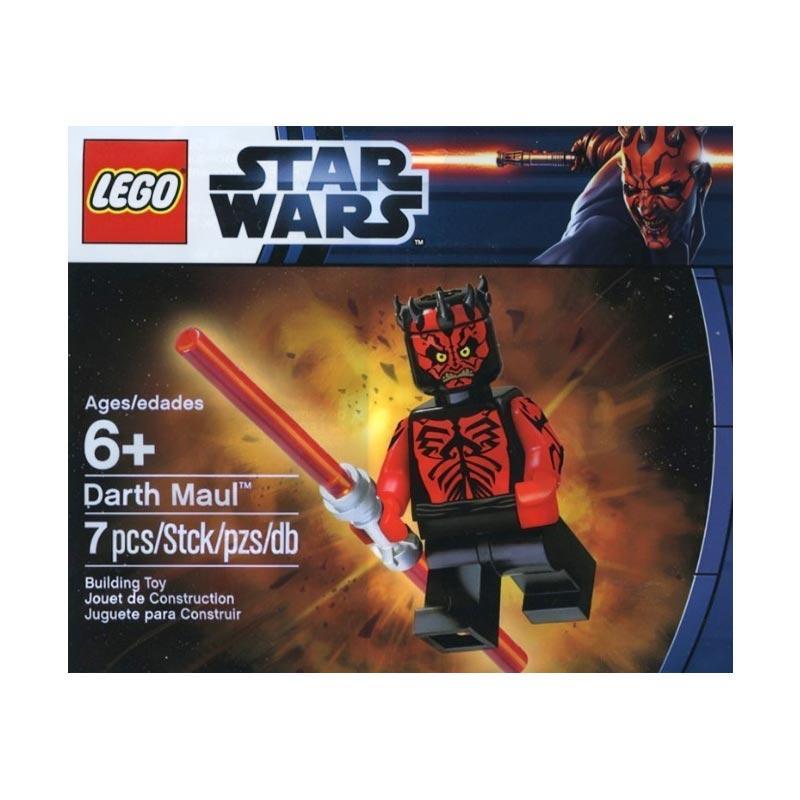 LEGO 5000062 Star Wars Darth Maul Mainan Block & Puzzle