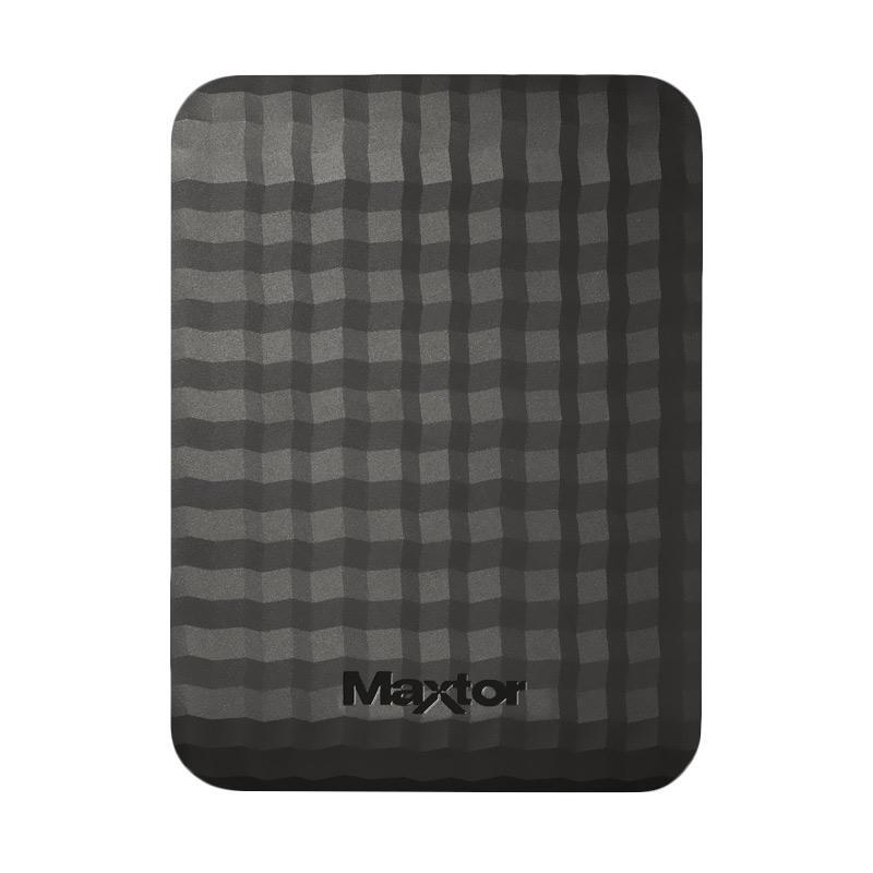 harga Maxtor M3 Hard Disk Eksternal - Hitam [1TB / 2.5 Inch / USB 3.0] Blibli.com