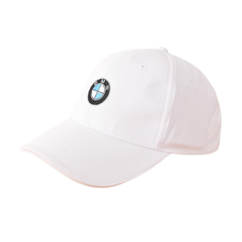 harga BMW Original Cap Topi - White Blibli.com 5bba8f007c