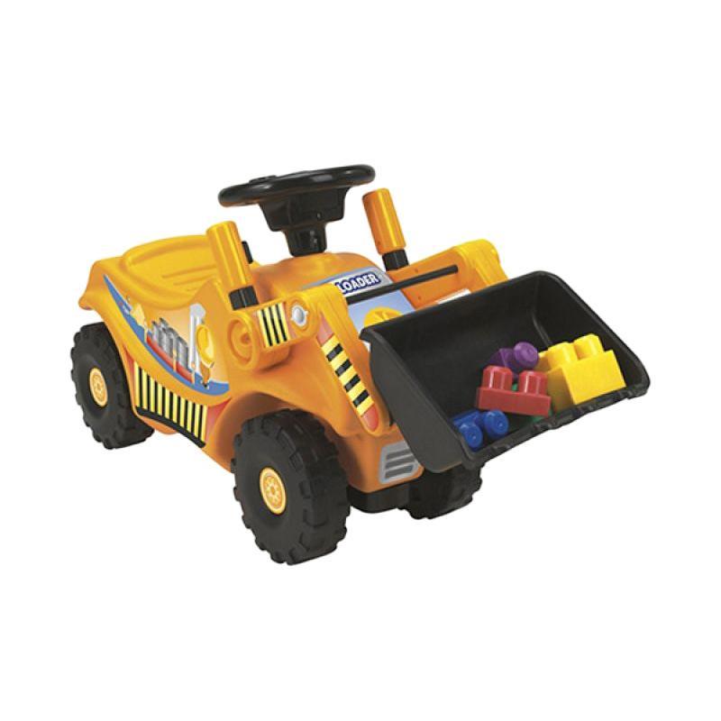 Grow N Up Mega Loader 1005-03 Mainan Anak