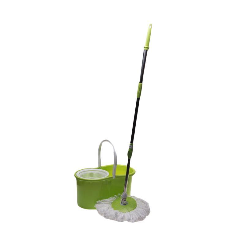 Jacq Magic Mop Spin Mop - Green