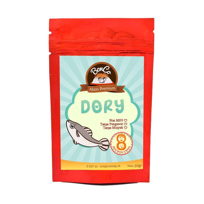 BonCo Dory Abon Makanan Bayi
