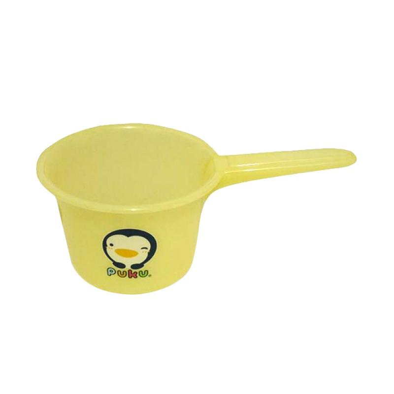 Puku Water Ladle Gayung Mand - Yellow