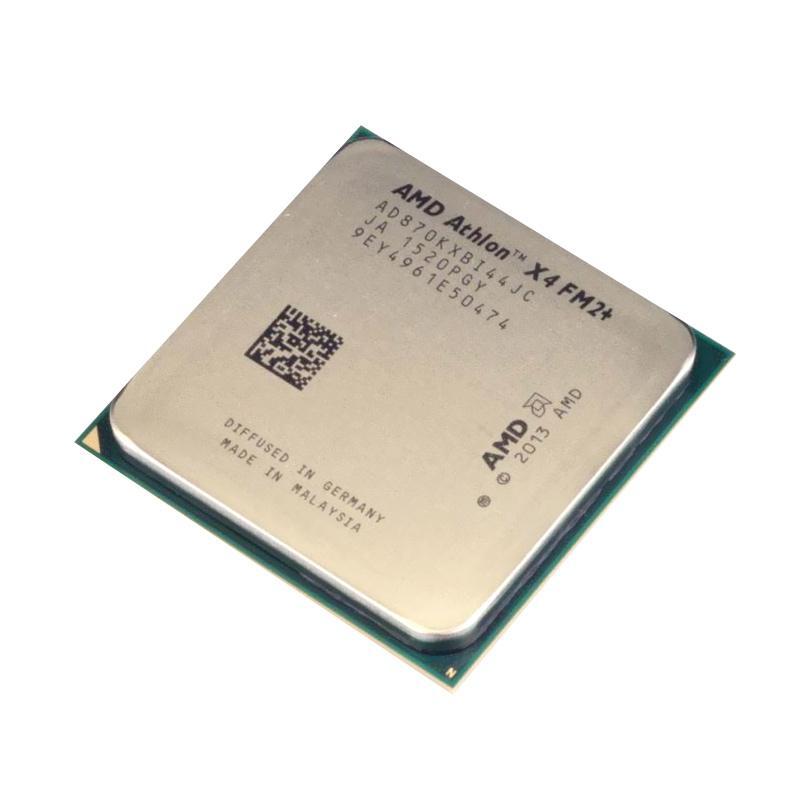 AMD X4 870K Processor with 95W Quiet Cooler