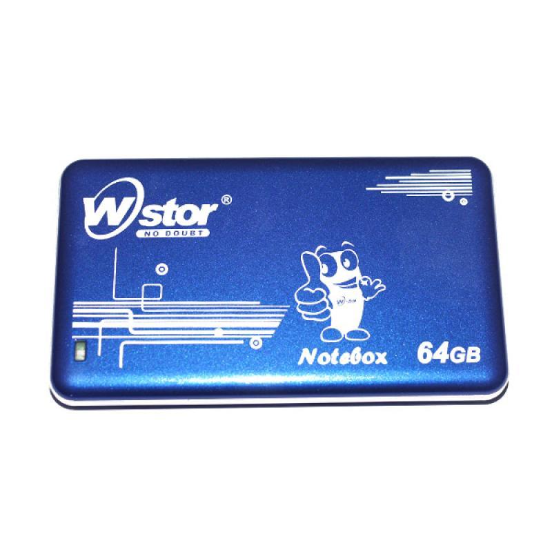 W-Stor Notebox SSD [64 GB]