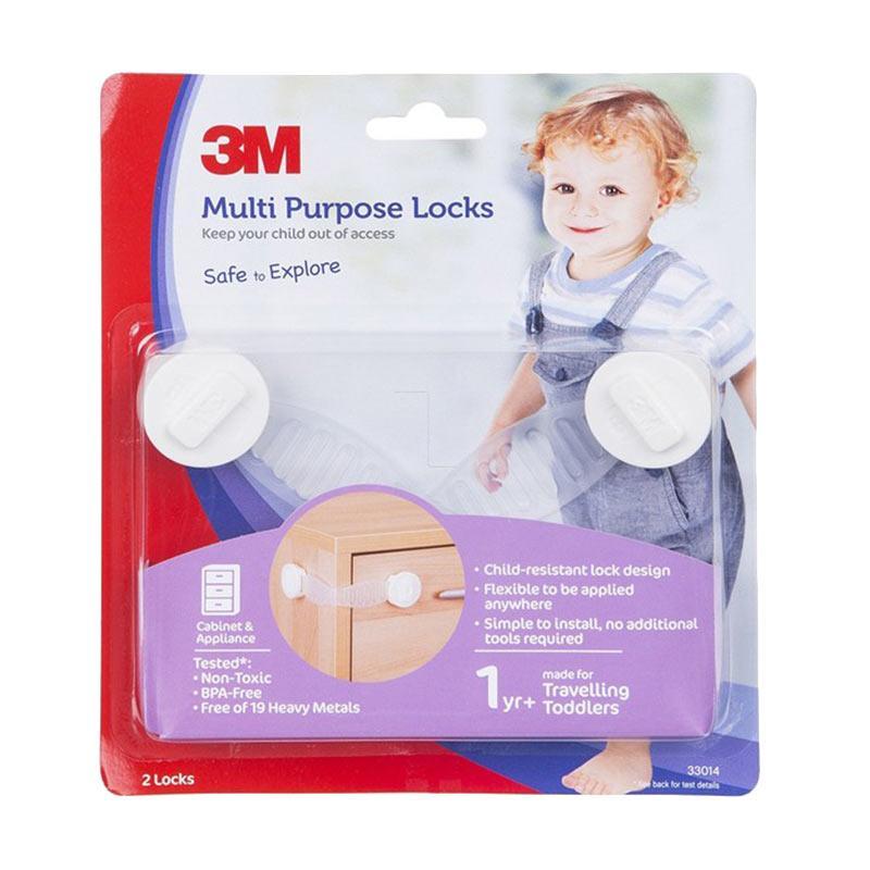 3M SC-41 Child Multi Purpose Lock