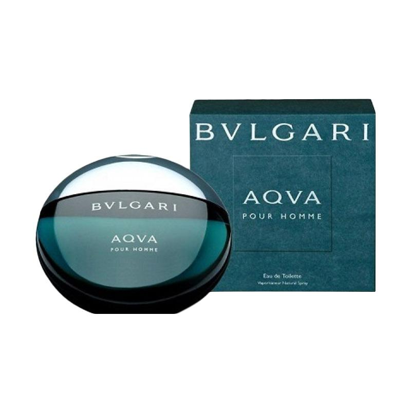 harga Bvlgari Aqva Pour Homme Parfum Pria Blibli.com